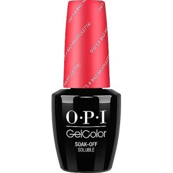 OPI Gel Colour Shes A Bad Muffuletta! 15ml