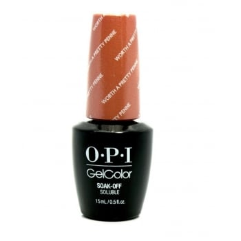 OPI Gel Colour Worth A Pretty Penne 15ml