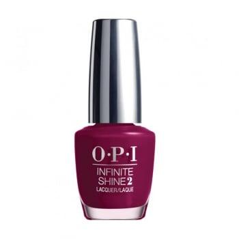 OPI Infinite Shine Berry On Forever