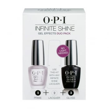 OPI Infinite Shine Gel Effects Starter Duo Pack