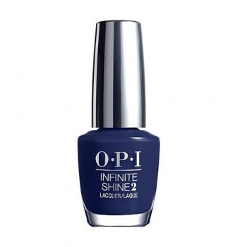 OPI Infinite Shine Get Ryd-Of-Thym Blue