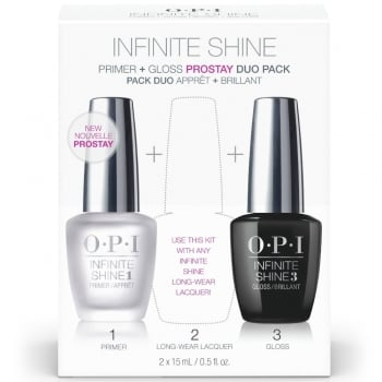 OPI Infinite Shine Primer Gloss Duo Pack