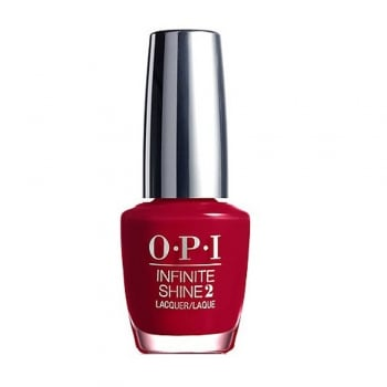 OPI Infinite Shine Relentless Ruby