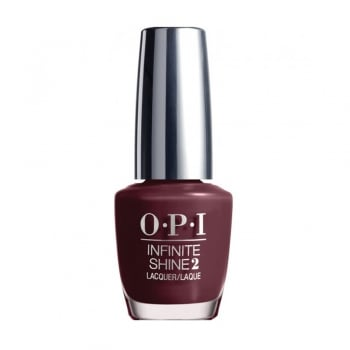 OPI Infinite Shine Stick To Your Burgundies