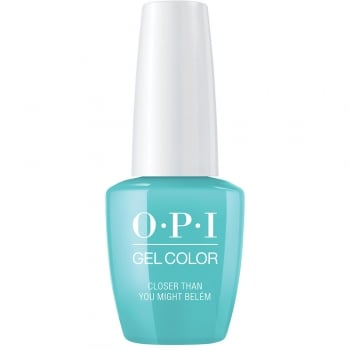 OPI Lisbon GelColor Gel Polish Closer Than You Might Belem