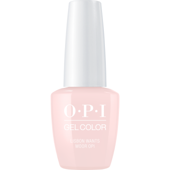 OPI Lisbon GelColor Gel Polish Lisbon Wants Moor