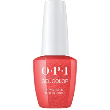 OPI Lisbon GelColor Gel Polish Now Museum, Now You Don't