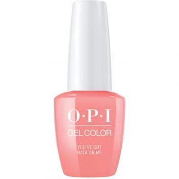 OPI Lisbon GelColor Gel Polish Youve Got Nata On Me