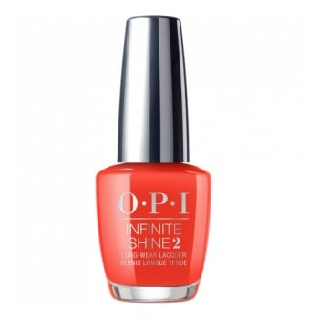 OPI Lisbon Infinite Shine Gel Polish A Red-Vival City