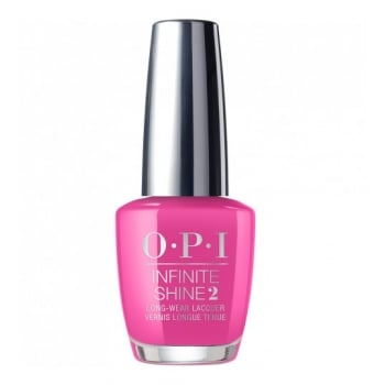 OPI Lisbon Infinite Shine Gel Polish No Turning Back From Pink S