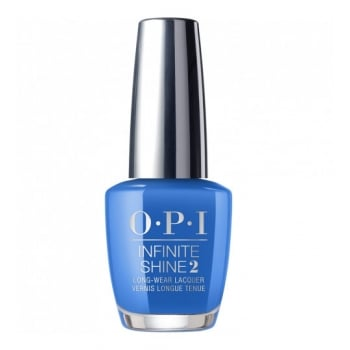 OPI Lisbon Infinite Shine Gel Polish Tile Art To Warm Your Heart