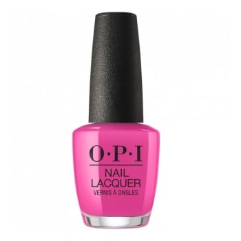 OPI Lisbon Nail Lacquer No Turning Back From Pink Street