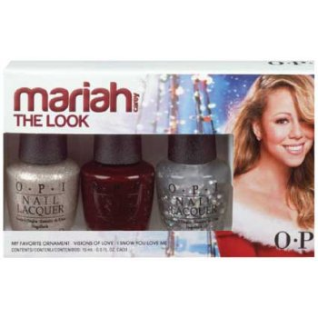 OPI Mariah Carey The Look