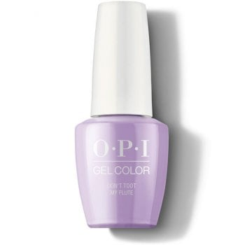 OPI Peru GelColor Don't Toot My Flute 15ml