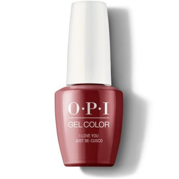 OPI Peru GelColor I Love You Just Be-Cusco 15ml
