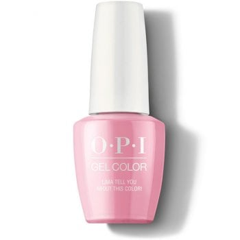 OPI Peru GelColor Lima Tell You About This Colour! 15ml