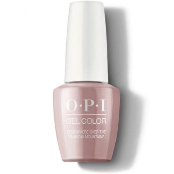 OPI Peru GelColor Somewhere Over The Rainbow Mountains 15ml