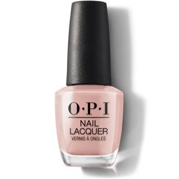OPI Peru Nail Lacquer Machu Peach-U 15ml