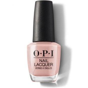 OPI Peru Nail Lacquer Machu Peach-U 15ml