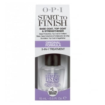 OPI Start To Finish Original Formula 3-in-1 Treatment 15ml