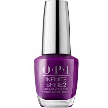 OPI The Nutcracker & The Four Realms Infinite Shine 15ml Berry F