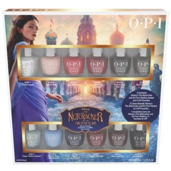 OPI The Nutcracker & The Four Realms Infinite Shine Gift Set 12