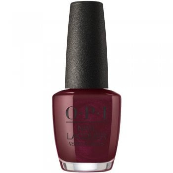 OPI The Nutcracker & The Four Realms Nail Lacquer 15ml Black To