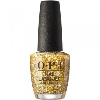 OPI The Nutcracker & The Four Realms Nail Lacquer 15ml Gold Key