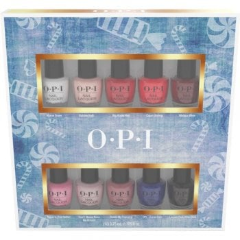 OPI The Nutcracker & The Four Realms Nail Lacquer Gift Set 10 x