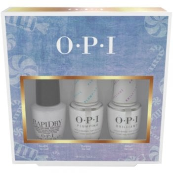 OPI The Nutcracker & The Four Realms Top Coat Gift Set 3 x 15ml
