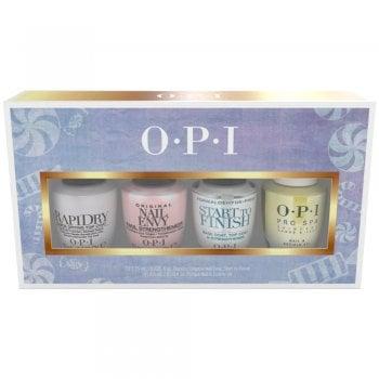 OPI The Nutcracker & The Four Realms Treatment Gift Set 4 x 3.75