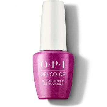 OPI Tokyo Collection Gel Colour - All Your Dreams In Vending Machines