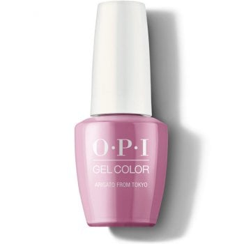 OPI Tokyo Collection Gel Colour - Arigato From Tokyo