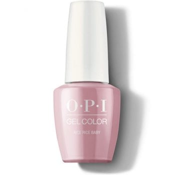 OPI Tokyo Collection Gel Colour - Rice Rice Baby