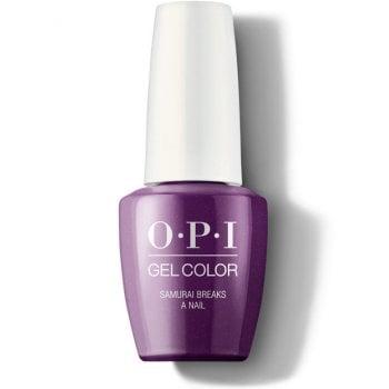 OPI Tokyo Collection Gel Colour - Samurai Breaks A Nail