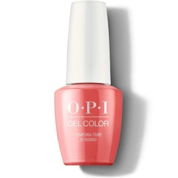 OPI Tokyo Collection Gel Colour - Tempura-ture Is Rising!