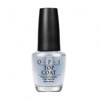 OPI Top Coat Polish 15ml