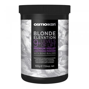 Osmo Blonde Elevation Premium Violet Lightening Powder 9+ 500g