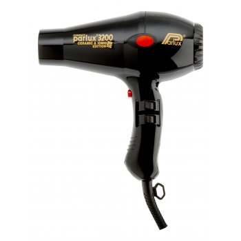Parlux 3200 Ceramic Ionic Black Hair Dryer