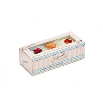 Patisserie de Bain Bath Gift Mixed Fancies 3 Piece