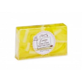 Patisserie de Bain Soap Cake Slice Lemon Bon Bon 100g