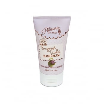 Patisserie de Bain Sugared Violet Hand Cream 50ml