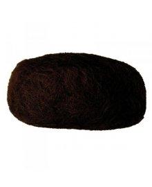 Hair Pad Dark Brown