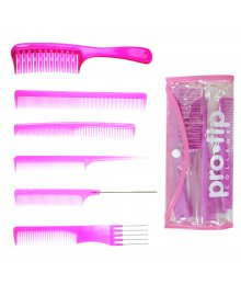 College Comb Kit Pink