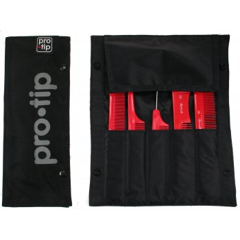 Pro Tip Tool Roll and Comb Set