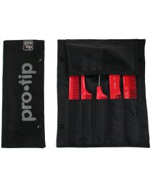 Tool Roll and Comb Set