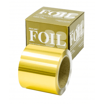 Procare Hair Foil Gold Roll 100mm x 225m