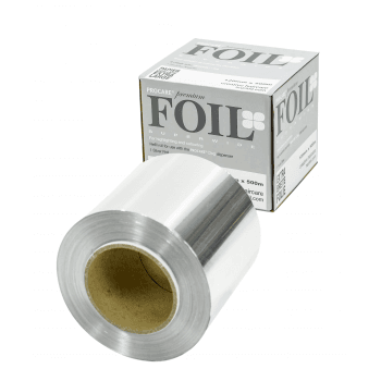 Procare Superwide Hair Foil 120mm x 500m Silver