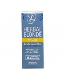 Herbal Blonde Toner 352
