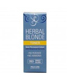 Herbal Blonde Toner 353